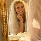 Bride Reflecting by J. D. Adsit