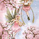 Cherry Fairies by Amarylus
