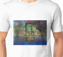 The love of learning, the sequestered nooks, And all the sweet serenity of books. Unisex T-Shirt