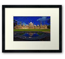 The Royal Pavilion at Sunrise, Brighton, UK Framed Print