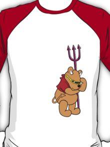 World Industries Devil Bear Rocco spoof T-Shirt