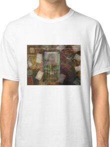 I shall be miserable if I have not an excellent library Jane Austen quote about books Classic T-Shirt