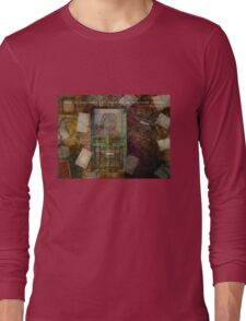 I shall be miserable if I have not an excellent library Jane Austen quote about books Long Sleeve T-Shirt