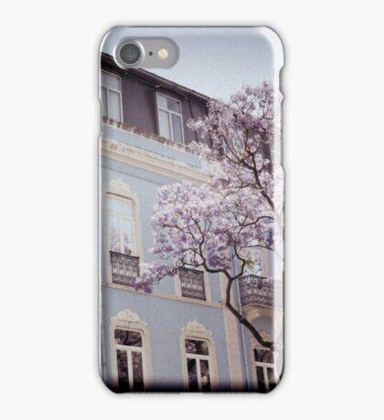 Vintage Lisbon iPhone Case/Skin