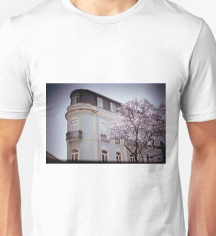 Vintage Lisbon Unisex T-Shirt