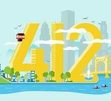 412 Pittsburgh  by Katie Tandlmayer