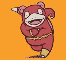 slowpoke flash by pokeworld
