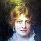 Portrait of a Lady by John Dalkin
