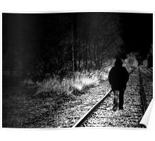 Dark Walk Poster