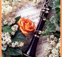 Solo Clarinet by alriccio