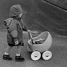 Timeless Stroll by Christine Corrigan