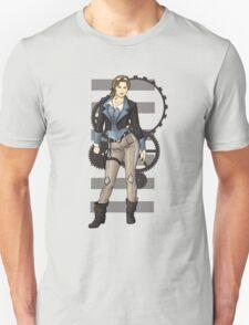 Steampunk Pirate - Captain Spade T-Shirt