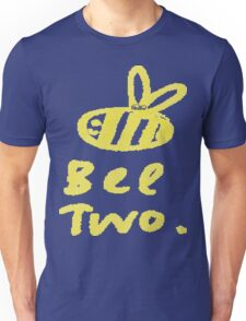 Bee Two Unisex T-Shirt