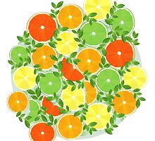 A Slice of Citrus by Katie Tandlmayer