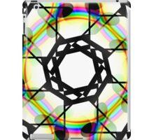 Semi-quaver rainbow iPad Case/Skin