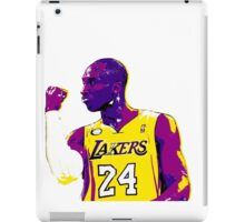 Kobe Stencil Design iPad Case/Skin