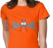 Vampire Bats by Chillee Wilson Womens Fitted T-Shirt