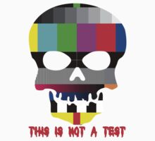 This is Not a Test by hottehue