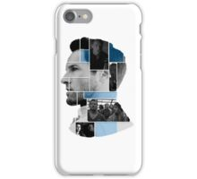 Ian Bohen Face Squares iPhone Case/Skin