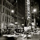 Oriental Theatre, Chicago by HeatherMScholl