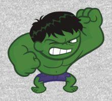 Hulk by Ospertek