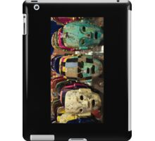 Mayan Masks iPad Case/Skin