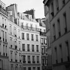 The Back Streets of Montmatre by Stephanie Runge