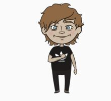 SILLY LOUIS TOMLINSON by hslim