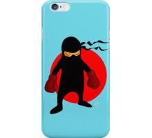 Ninja by Chillee Wilson iPhone Case/Skin