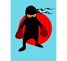 Ninja by Chillee Wilson Photographic Print