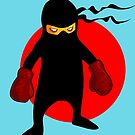 Ninja by Chillee Wilson by ChilleeWilson