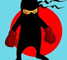 Ninja by Chillee Wilson by ChilleeWilson