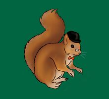 Gentleman Squirrel Unisex T-Shirt