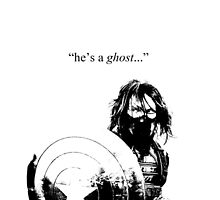 The Winter Soldier (cases & more) by ANamelessPerson
