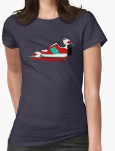Shoe Womens Fitted T-Shirt
