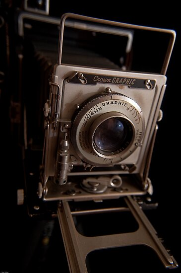 My Grandfather's Camera by Brian Walter