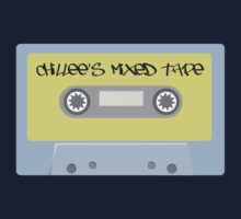 Chillee's Mixed Tape 1 by Chillee Wilson Kids Tee