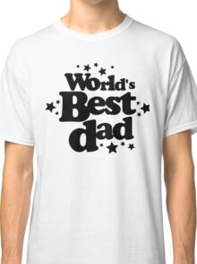 World's best dad Classic T-Shirt