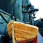 Battleship TEXAS  Lifeboat by venny