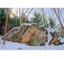 Cuyahoga Valley National Park / Layers Photographic Print
