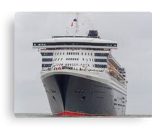 RMS Queen Mary 2 Canvas Print