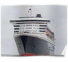 RMS Queen Mary 2 Poster