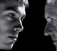 Confrontation by Johanne Brunet