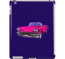 Flirtywood Caddy iPad Case/Skin
