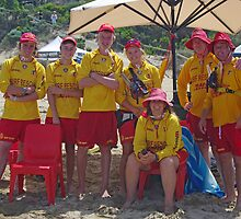 Fairhaven SLSC Carnival Patrol by Andy Berry