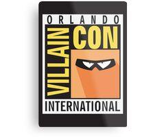 Orlando Villain Con - Minions Metal Print