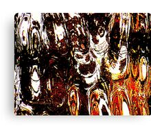 Masquerade Party Monsters Canvas Print