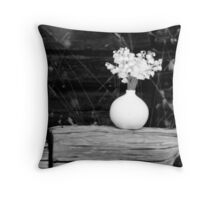 Hope Flourishes Throw Pillow