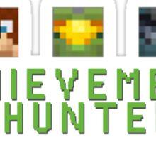 Achievement Hunter Pixel Shirt Sticker