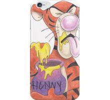 Tiggers don't like honey iPhone Case/Skin